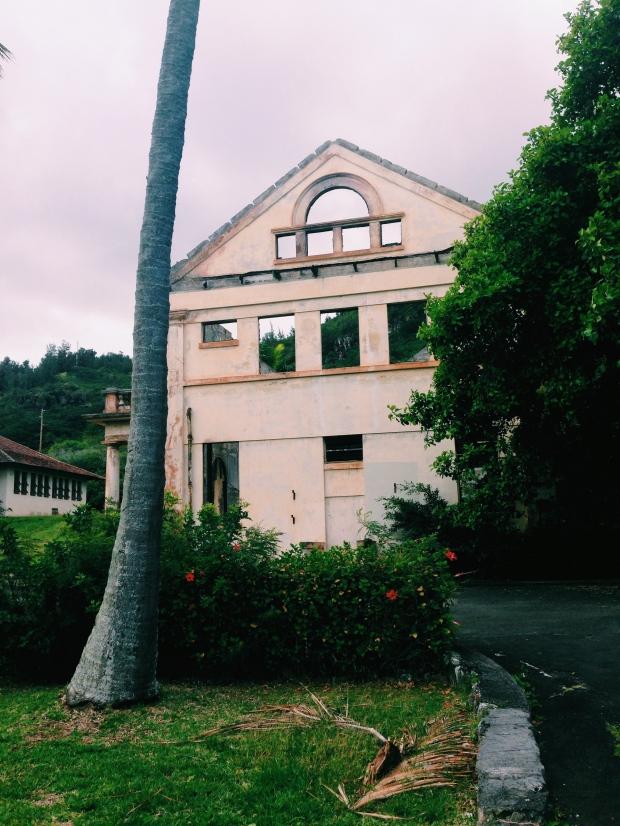 North Shore Oahu three