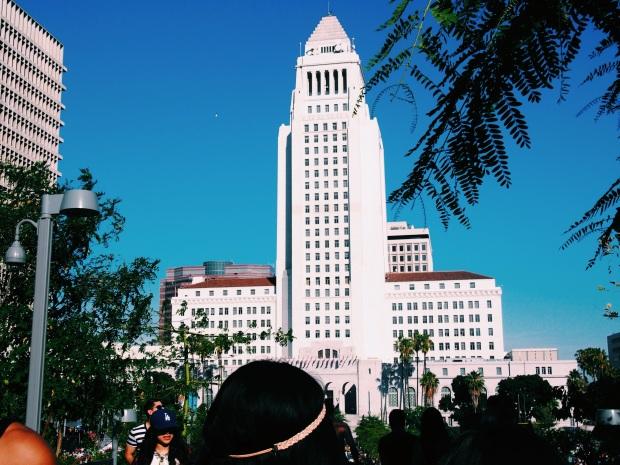 City Hall DTLA
